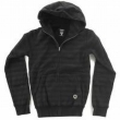 Толстовка Fallen Cobra Hood Fleece Black/Black/Red Stitch 2009 г артикул 1727w.