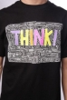 Футболка Think New Wave Black 2010 г артикул 1731w.